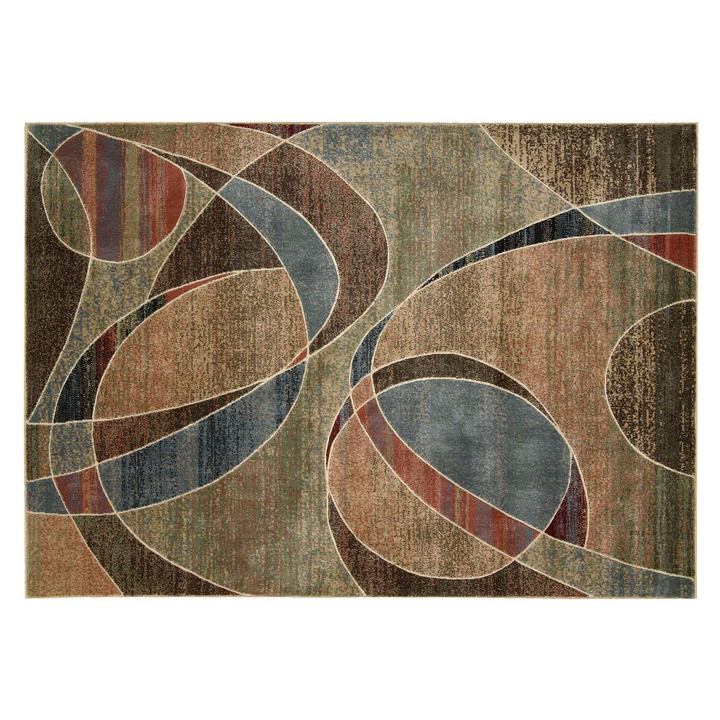 Nourison Expressions Abstract Rug