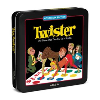 Winning Solutions Twister Board Game with Nostalgia Edition Game Tin