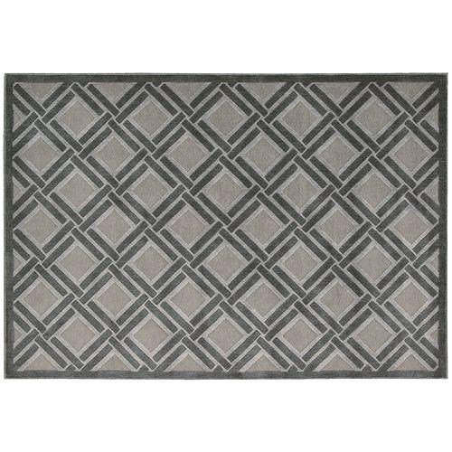 Nourison Graphic Illusions Tile Rug