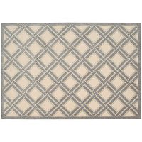 Nourison Graphic Illusions Tile Rug