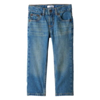 Toddler Boy Jumping Beans® Straight-Fit Jeans