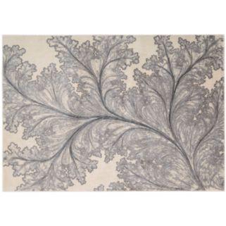 Nourison Utopia Leaf Rug