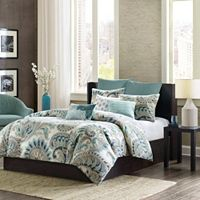 INK+IVY Mira 3-piece Duvet Cover Set