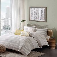 INK+IVY Lakeside 3 pc Duvet Cover Set