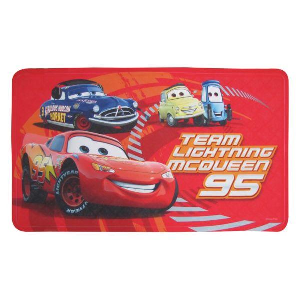 Disney Pixar Cars Lightning Mcqueen Bath Mat