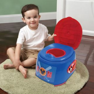 Disney's Mickey Mouse 3-in-1 Potty Trainer