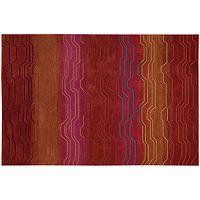 Nourison Contour Geometric Rug