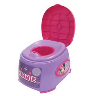 Disney's Minnie Mouse 3-in-1 Potty Trainer