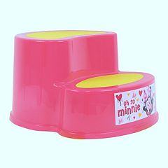 Disney's Minnie Mouse 2-Tier Step Stool