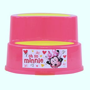 Disney's Minnie Mouse 2-Tier Step Stool