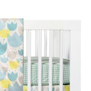 Babyletto Tulip Garden Fitted Crib Sheet