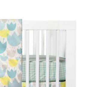 Babyletto Tulip Garden Fitted Mini Crib Sheet
