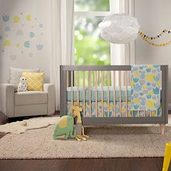 Babyletto Tulip Garden 4-pc. Crib Bedding Set