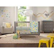 Babyletto Tulip Garden 5 pc Crib Bedding Set