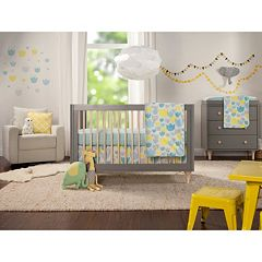 Babyletto Tulip Garden 6-pc. Crib Bedding Set