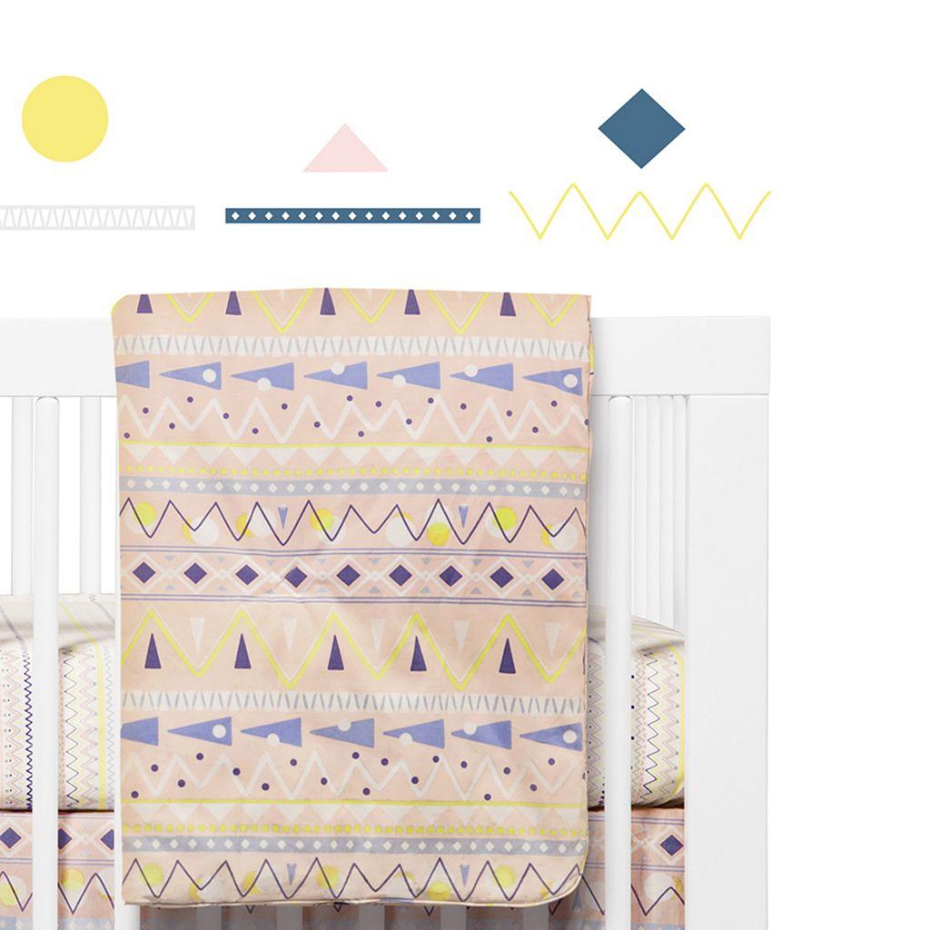 Babyletto Desert Dreams Reversible Blanket