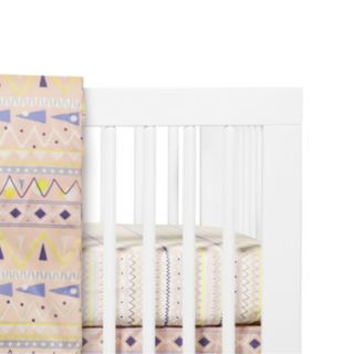 Babyletto Desert Dreams Fitted Mini Crib Sheet