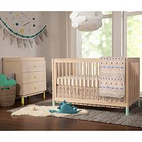 Babyletto Desert Dreams 4 pc Crib Bedding Set