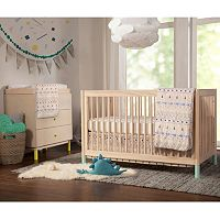 Babyletto Desert Dreams 6 pc Crib Bedding Set
