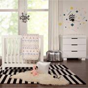 Babyletto 4 pc Desert Dreams Mini Crib Set