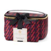 Adrienne Vittadini Studio 2-pc. Cosmetic Bag Gift Set