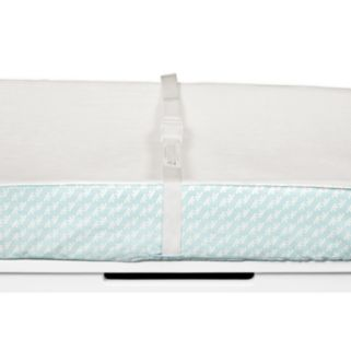 Babyletto Fleeting Flora Contour Changing Pad Cover