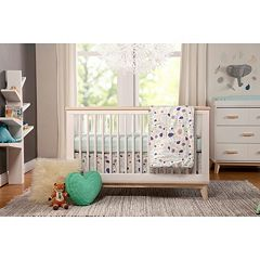 Babyletto 5 pc Fleeting Flora Crib Set