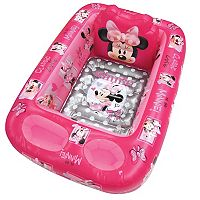 Disney's Minnie Mouse Inflatable Bath Tub
