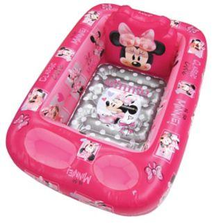 Disney's Minnie Mouse Inflatable Bath Tub