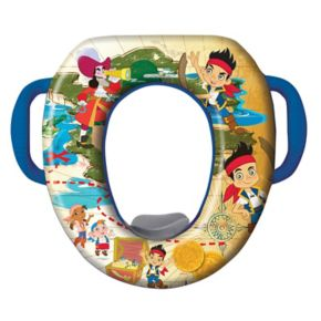 Disney's Jake and the Neverland Pirates Soft Potty Seat