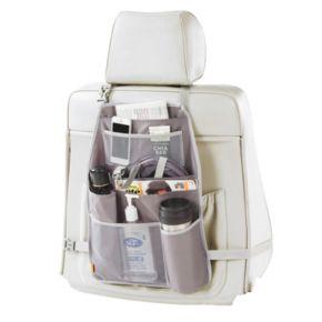 neatfreak everfresh Auto 8-Pocket Seat Back Organizer with Pop-Up Litter Bag