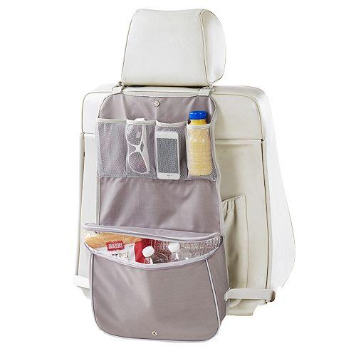 neatfreak everfresh Auto 4-Pocket Seat Back Organizer & Cooler