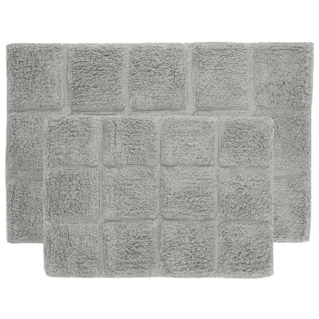 Madison Cable Square 2-pc. Rug Set