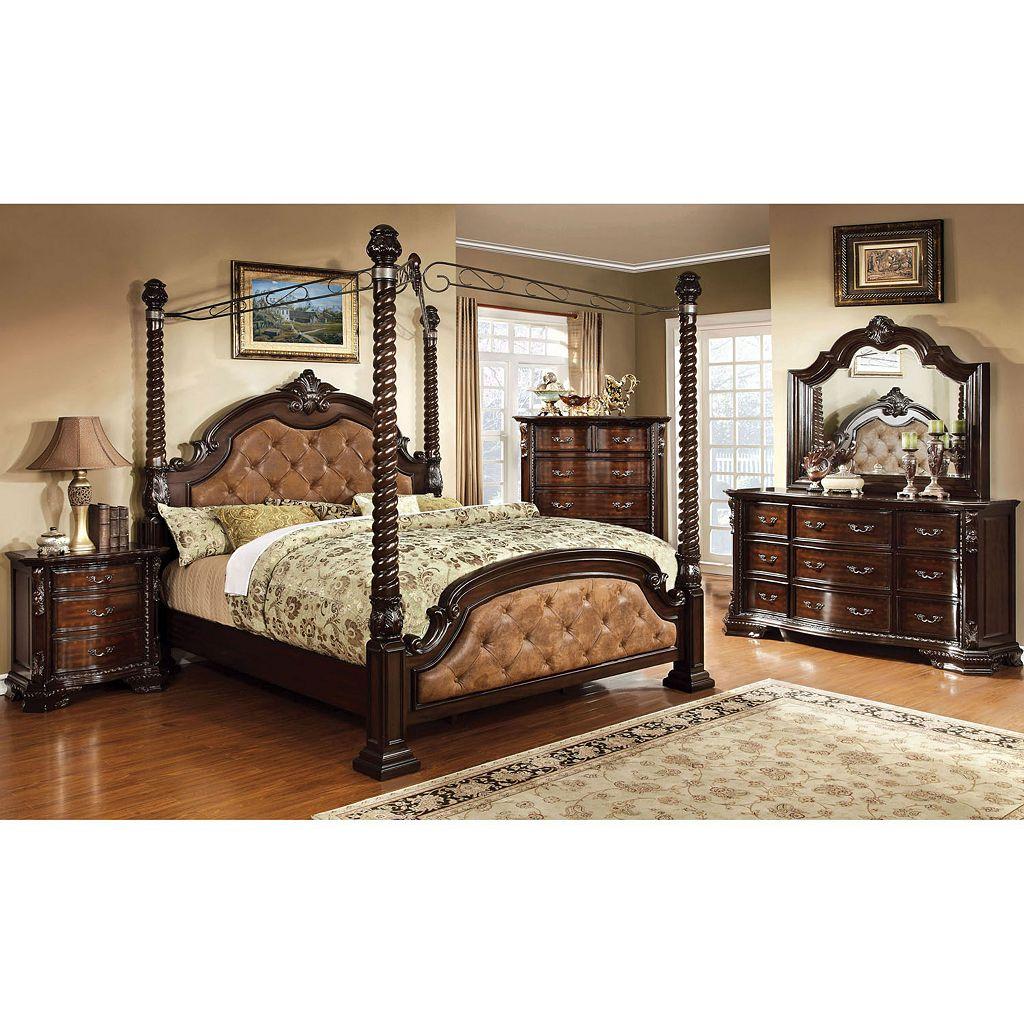 Venetian Worldwide Monte Vista I 5-piece Bedroom Set