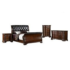 Venetian Worldwide South Yorkshire 5-piece Bedroom Set