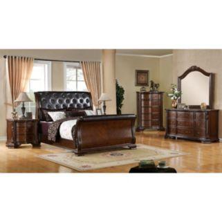 Venetian Worldwide South Yorkshire 5-piece Bedroom Set