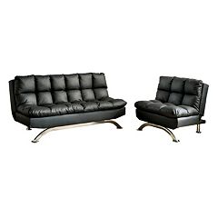 Venetian Worldwide 2-piece Aristo Futon Set