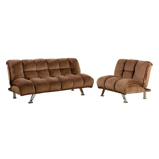 Venetian Worldwide Marbelle 2-piece Futon Set