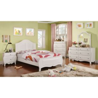 Venetian Worldwide Roxana 4-piece Bedroom Set