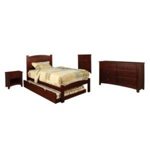 Venetian Worldwide Cara 5-piece Bedroom Set