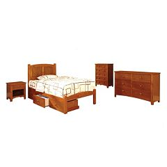 Venetian Worldwide Cara 5-piece Bedroom Set