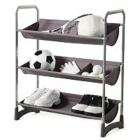 neatfreak Garage Sport 3 tier Stackable Multi-Purpose Storage Shelf