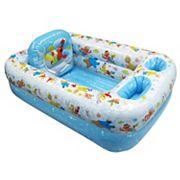 Sesame Street Inflatable Bath Tub