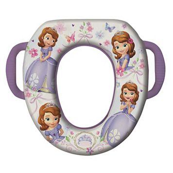Disney's Sofia the First Soft Potty Seat