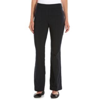 Dana Buchman Millennium Modern Fit Tapered Dress Pants - Women's