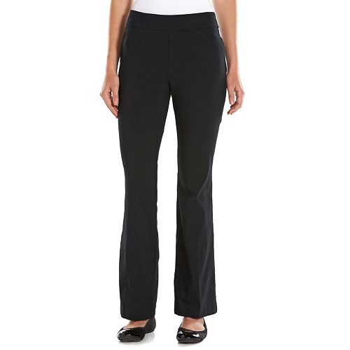Buchman Millennium Modern Fit Tapered Dress Pants - Women's