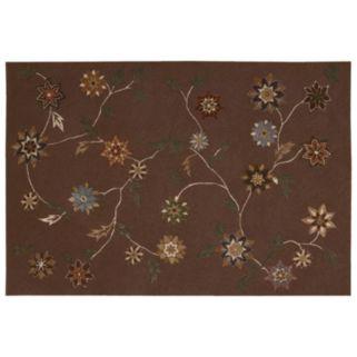 Nourison Contour Floral Branch Rug