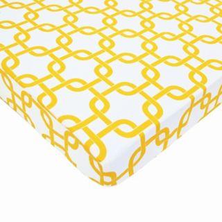 TL Care Mini Crib Sheet