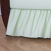 TL Care Crib Skirt