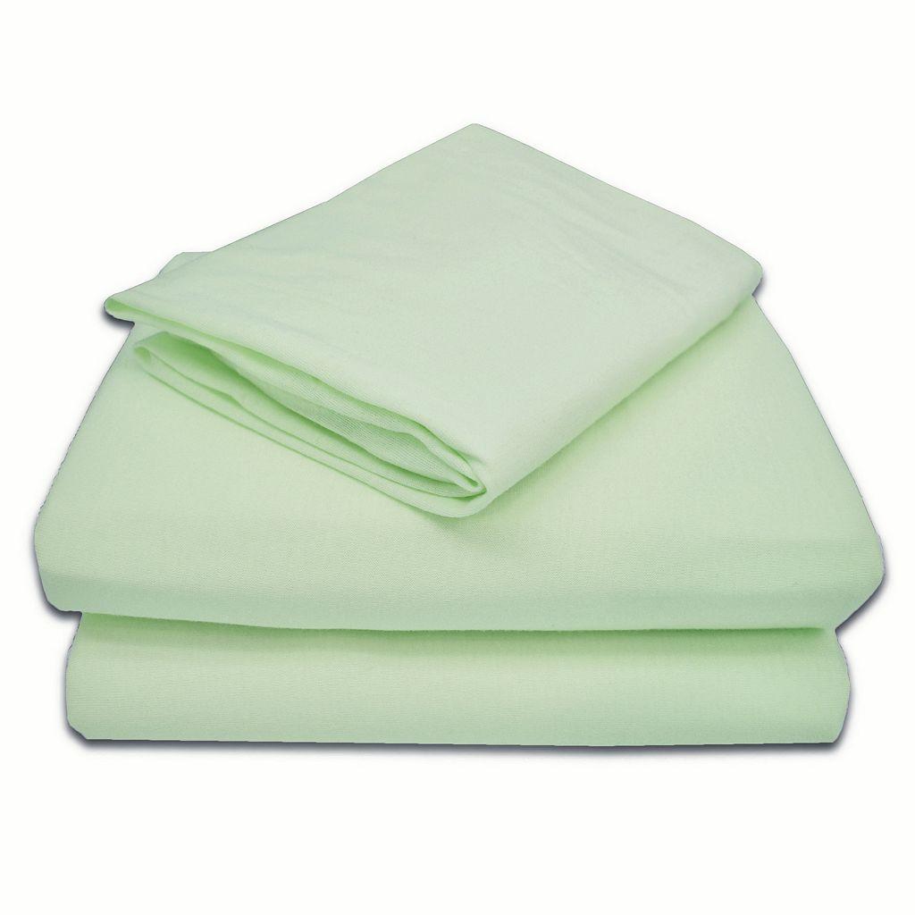 TL Care Jersey 3-pc. Toddler Sheet Set